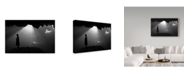 "Trademark Global Jay Satriani 'Light Life' Canvas Art - 24"" x 2"" x 16"""