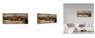 "Trademark Global Wojciech Kruczynski 'Helvete' Canvas Art - 47"" x 2"" x 20"""