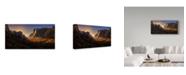 "Trademark Global Yan Zhang 'Yosemite Firefall' Canvas Art - 24"" x 2"" x 12"""