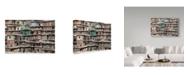 "Trademark Global Mohammadreza Momeni 'On The Morning' Canvas Art - 47"" x 2"" x 30"""
