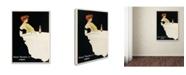 "Trademark Global 'Raoul Maurain and Co Cognac' Canvas Art - 19"" x 14"" x 2"""