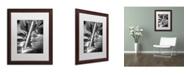 "Trademark Global Moises Levy 'Illumination II' Matted Framed Art - 20"" x 16"" x 0.5"""