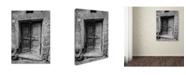 """Trademark Global Moises Levy 'Siena Door' Canvas Art - 24"""" x 18"""" x 2"""""""