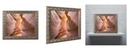 """Trademark Global Moises Levy 'Welcome III' Ornate Framed Art - 14"""" x 11"""" x 0.5"""""""