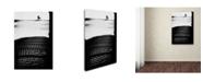 "Trademark Global Rui Correia 'The Girl Who Sold The World' Canvas Art - 19"" x 12"" x 2"""