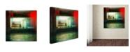 "Trademark Global Michel Romaggi 'On Stage' Canvas Art - 24"" x 24"" x 2"""