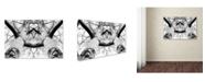 "Trademark Global James K Papp 'Aspen Cathedral' Canvas Art - 24"" x 16"" x 2"""