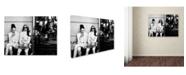 "Trademark Global Tatsuo Suzuki 'The Other Side' Canvas Art - 19"" x 14"" x 2"""