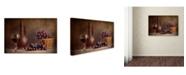 "Trademark Global Stanislav Aristov 'Dod' Canvas Art - 32"" x 22"" x 2"""