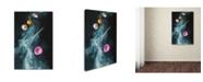 """Trademark Global Dina Belenko 'Kitchen Mess' Canvas Art - 19"""" x 12"""" x 2"""""""
