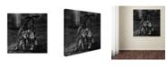 "Trademark Global Nebula 'Untitled' Canvas Art - 24"" x 24"" x 2"""