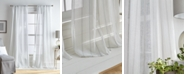 Martha Stewart Collection Martha Stewart Hampton Stripe Pole Top Curtain Panel Collection