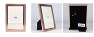 """Lawrence Frames Fawn Pin Dot Pattern Copper Picture Frame - 4"""" x 6"""""""