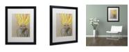 """Trademark Global Sylvie Demers 'Miss Sunshine' Matted Framed Art - 16"""" x 20"""" x 0.5"""""""