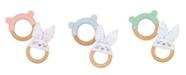 Saro Kalencom Ring and Bunny Teether