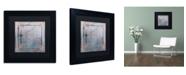 "Trademark Global Nicole Dietz 'Framed Out' Matted Framed Art - 11"" x 11"""