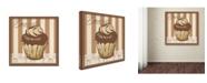 "Trademark Global Masters Fine Art 'Dessert' Canvas Art - 14"" x 14"""