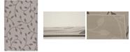 "Bridgeport Home Pashio Pas4 Gray 5' 3"" x 8' Area Rug"