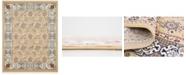 Bridgeport Home Zara Zar6 Tan 8' x 10' Area Rug