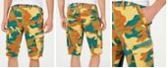 GUESS Men's Camo Cargo Shorts