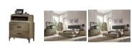 Acme Furniture Athouman Nightstand with Qi Wireless Charge