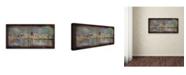 "Trademark Global Ellicia Amando 'San Francisco' Canvas Art - 16"" x 32"""