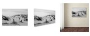 "Trademark Global PIPA Fine Art 'Buried Fences' Canvas Art - 16"" x 24"""