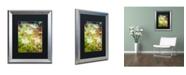 "Trademark Global PIPA Fine Art 'Tranquil Carolina Spring Beauty' Matted Framed Art - 16"" x 20"""