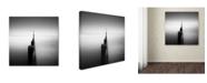 "Trademark Global Rob Cherry 'Marker' Canvas Art - 18"" x 18"""