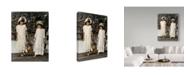 "Trademark Global Sharon Forbes 'Wildflowers' Canvas Art - 18"" x 24"""