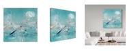 "Trademark Global Incredi 'Catching Dreams' Canvas Art - 24"" x 24"""