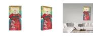 "Trademark Global Jennifer Mccully 'Take Flight' Canvas Art - 16"" x 32"""
