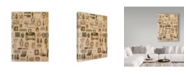 """Trademark Global Hope Street Designs 'Makeup Scrap' Canvas Art - 18"""" x 24"""""""