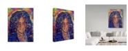 "Trademark Global Howie Green 'Howard Stern' Canvas Art - 18"" x 24"""