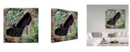 "Trademark Global Janelle Nichol 'Ladies Night' Canvas Art - 14"" x 14"""