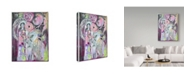 "Trademark Global Jane Hinchliffe 'Awakening Woman' Canvas Art - 24"" x 32"""