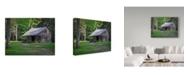 "Trademark Global J.D. Mcfarlan 'Smokies 5' Canvas Art - 24"" x 18"""