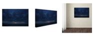 """Trademark Global Kurt Shaffer 'Contemplative Sunset' Canvas Art - 30"""" x 47"""""""