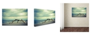"Trademark Global PIPA Fine Art 'The Cove' Canvas Art - 22"" x 32"""