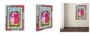 "Trademark Global Wyanne 'Big Diva Best Friends' Canvas Art - 35"" x 47"""