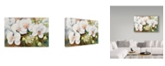 "Trademark Global Joanne Porter 'Stem Of Orchids' Canvas Art - 22"" x 32"""