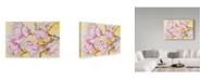 "Trademark Global Joanne Porter 'Tulip Tree' Canvas Art - 30"" x 47"""