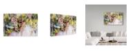 "Trademark Global Joanne Porter 'Grapes On The Vine' Canvas Art - 22"" x 32"""