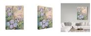 """Trademark Global Joanne Porter 'Day Break' Canvas Art - 24"""" x 32"""""""