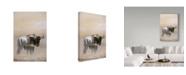 """Trademark Global Ron Parker 'Wildebeest' Canvas Art - 30"""" x 47"""""""