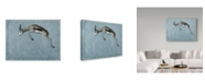 "Trademark Global James W. Johnson 'Springbok' Canvas Art - 47"" x 35"""