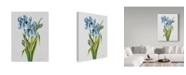 "Trademark Global Jean Plout 'Botanicals 7' Canvas Art - 35"" x 47"""