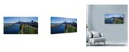 """Trademark Global Njr Photos 'Enjoy The Park' Canvas Art - 47"""" x 24"""""""