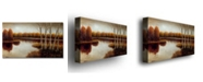"Trademark Global Rio 'Splendor' Canvas Art - 32"" x 19"""