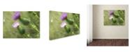 """Trademark Global Monica Fleet 'Assorted Intention' Canvas Art - 24"""" x 18"""""""